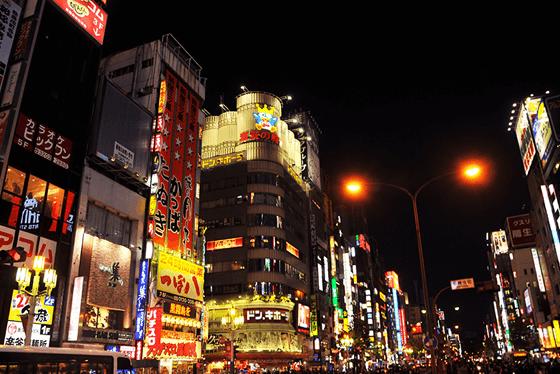 歌舞伎町の高収入バイト