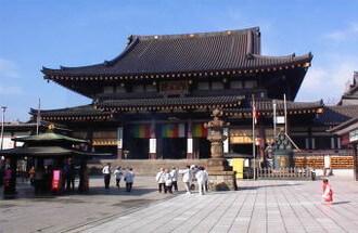 川崎大師・平間寺
