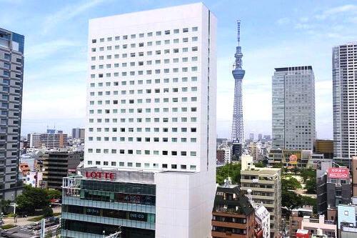 ロッテシティホテル 錦糸町