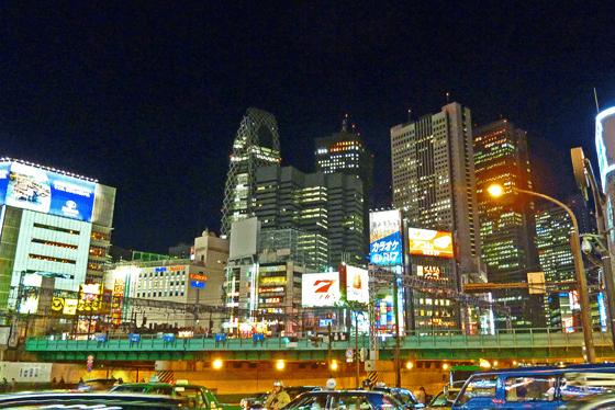 新宿の高収入バイト